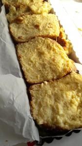 étape 1 tarte perdu