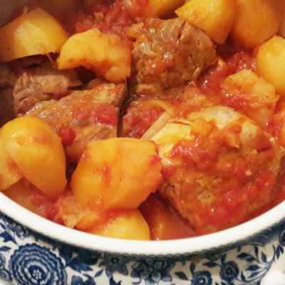 Filet Mignon à la Tomate au Multicuiseur