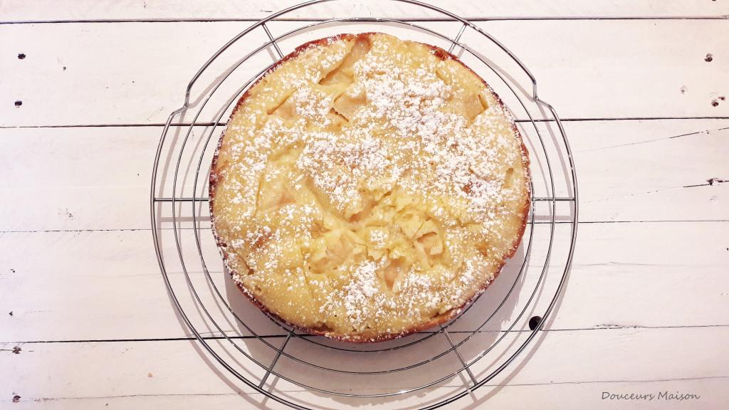 gâteau multicuiseur du haut