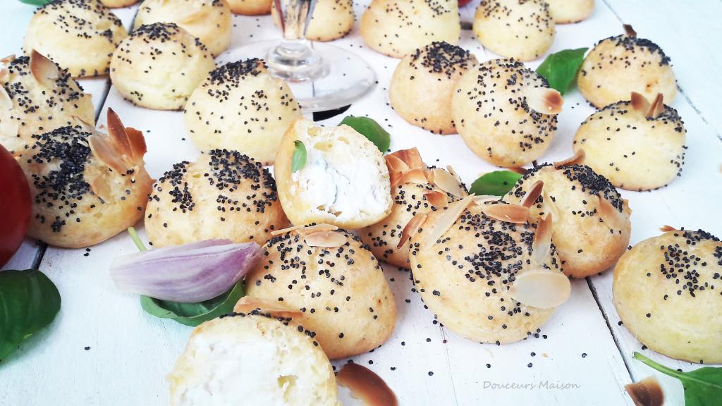 chouquette fromage de pret
