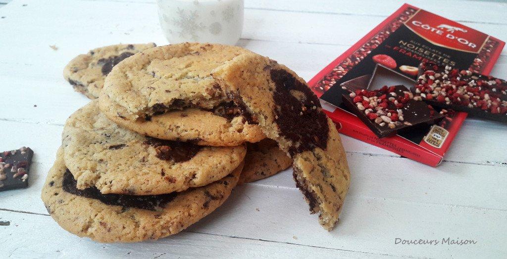 cookies côte d'or