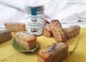 Cakes citron pavot à l'huile et sucre de coco